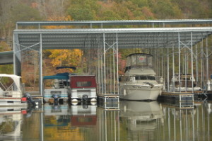 Chickamauga lake boat storage