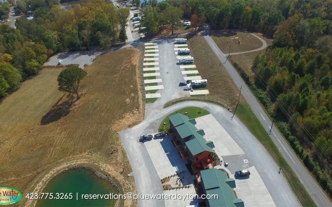 Tips for Making the Most of the RV Life from your friends at Bluewater RV Campground in Dayton, TN