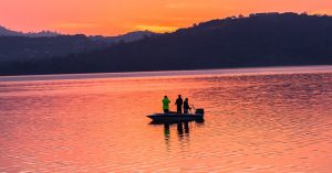 Chickamauga Lake marina