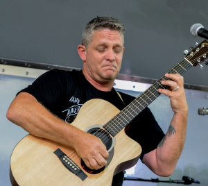 Barron Wilson guitarist