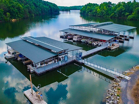 Tennessee marinas