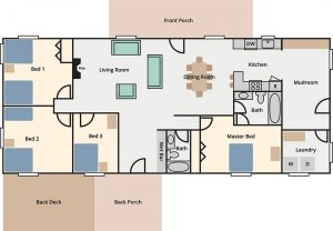 River House Floor Plan