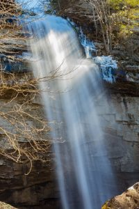 If you're looking for things to do in Dayton TN, a hike to the gorgeous Laurel Falls is a great place to start.