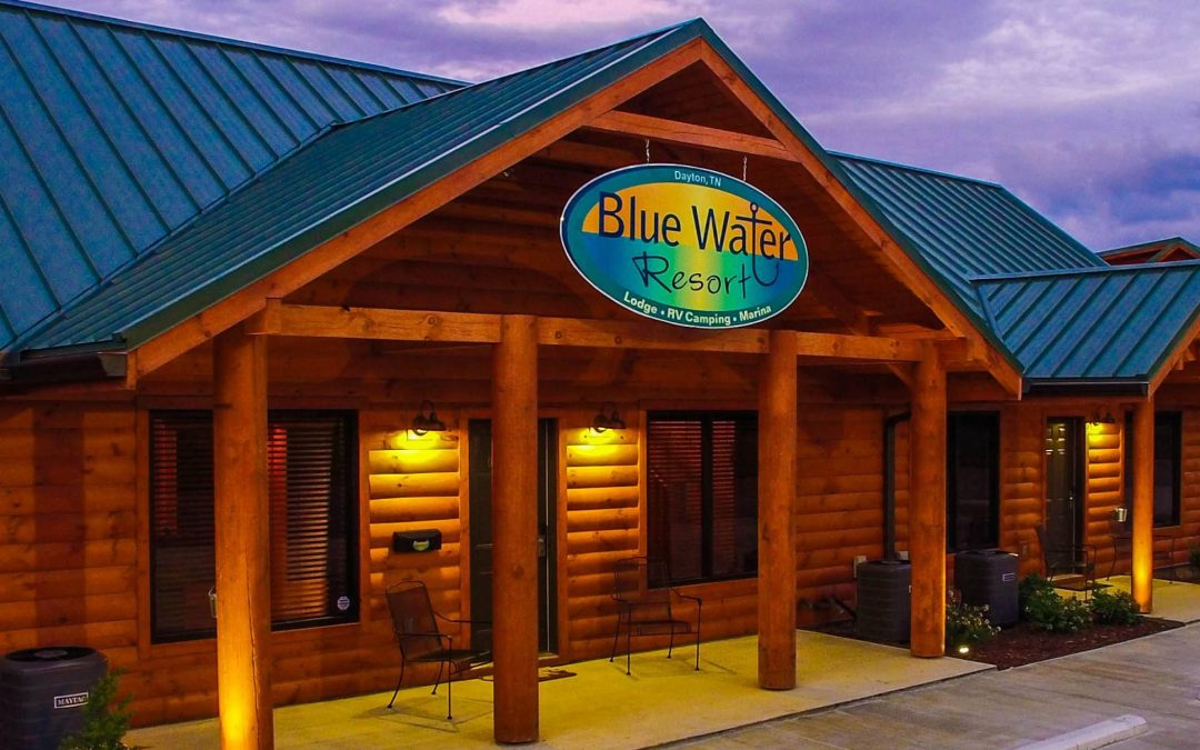 2019 Bassmaster Classic Champion Visits Blue Water Resort